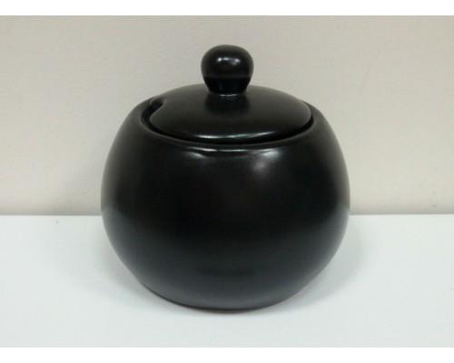 Сахарница 390 мл Astera Black Stone A04110-KLSJ PM