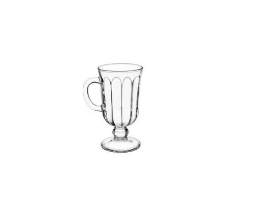 Кружка для глинтвейна 200 мл стеклянная 1561 PM