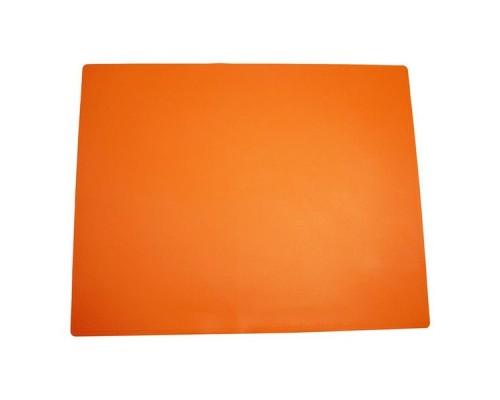 Коврик силиконовый Maestro 52 х 42 см оранжевый 1588-MR PM