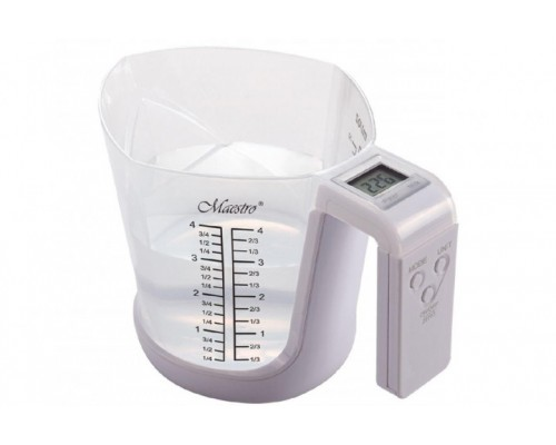 Весы кухонные Maestro MR-1804 PM