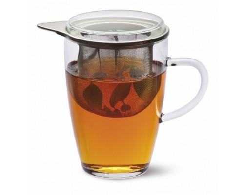 Кружка заварочная 350 мл Simax Tea For One Color 179 SIM PM