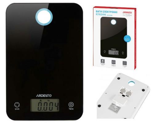 Весы кухонные Ardesto SCK-839 PM