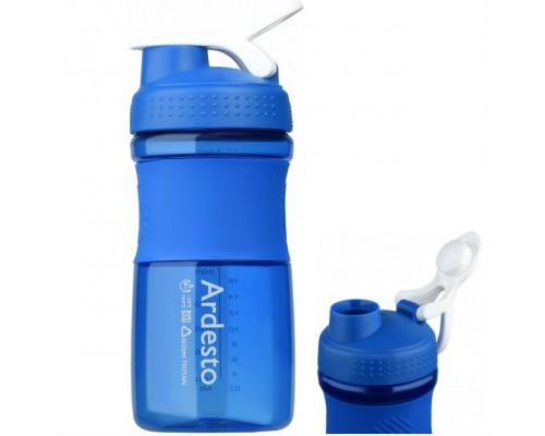 Бутылка для воды 600 мл Smart Bottle Ardesto AR2202TB Синяя PM