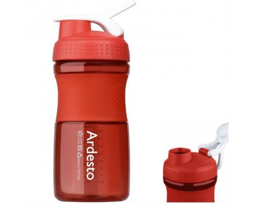Бутылка для воды 600 мл Smart Bottle Ardesto AR2202TR Красная PM