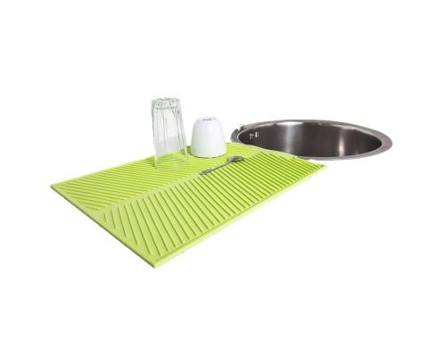 Силиконовый коврик для сушки посуды Ytech 39 на 25 см