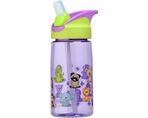 Бутылка для воды Funny Animals детская 500 мл Ardesto AR2201TA PM