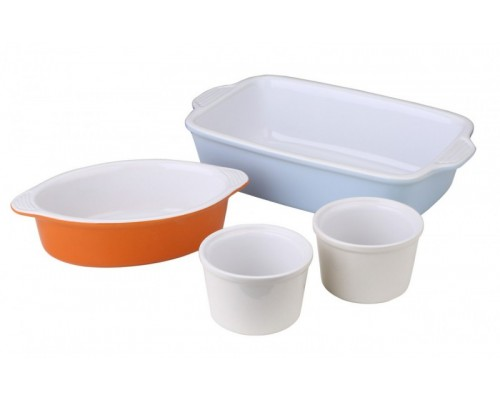 Набор форм для выпечки San ignacio 3802 из 4 предмета.