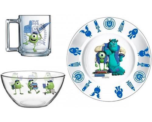 Набор детский Disney 18с2055 Монстры 6544277 PM