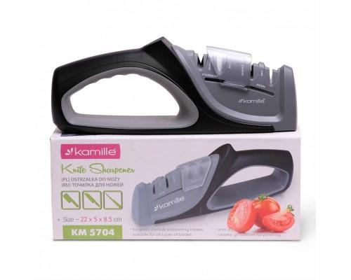 Точилка для ножей 21,5 х 4,5 х 9 см Kamille КМ-5704 PM