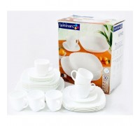 Сервиз Luminarc LOTUSIA white 30 предметов