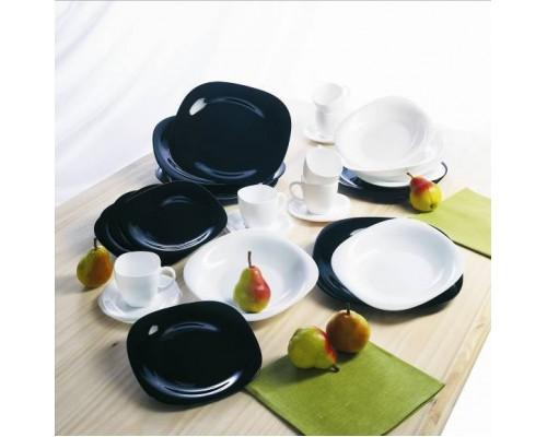 Сервиз Luminarc Carine Black & White из 30 предметов