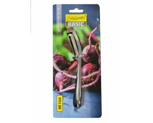 Овощечистка Maestro 16,2 х 9 х 1,5 см MR1564 PM