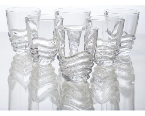 Набор стаканов Bohemia 2KE51 99U29 280 Wave.