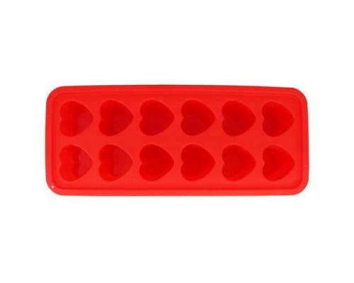 Форма силиконовая для льда Kamille 7705 26*11*4 см.