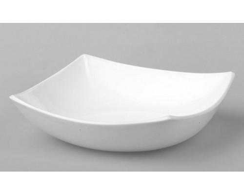 Тарелка Luminarc Quadrato White глубокая квадратная 20 см 3659 LUM PM