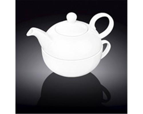 Чайный набор Wilmax WL-994048 чайник 375 мл. и чашка 340 мл.