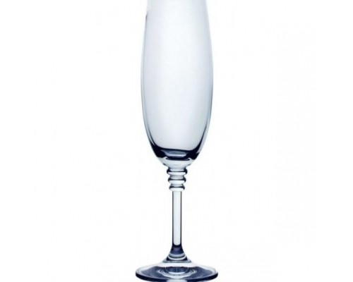 Набор бокалов Bohemia 40346/190 Olivia 190 мл. для шамп. 6 шт.