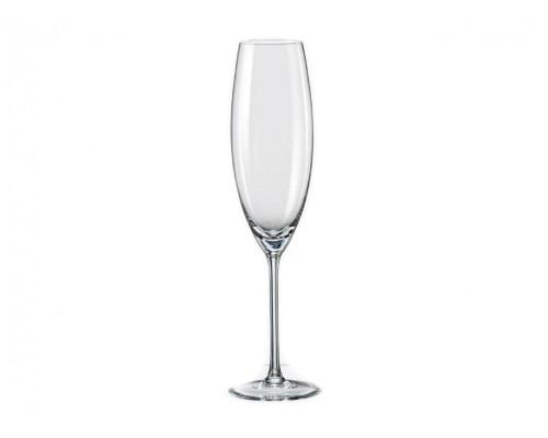 Набор бокалов Bohemia 40783/230 Grandioso 230 мл. для шампанского 2 шт.