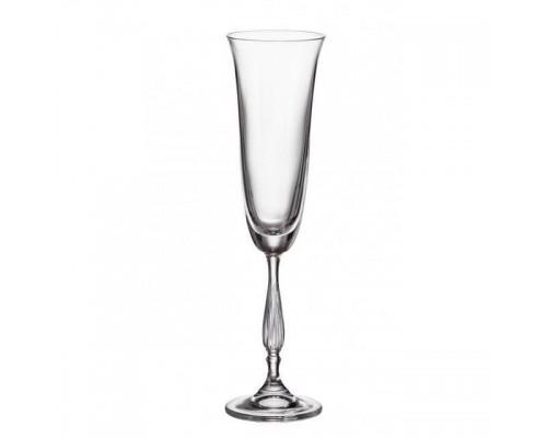 Набор бокалов Bohemia 1SF58-2 для шампанского Antik 190 мл. 2 шт.