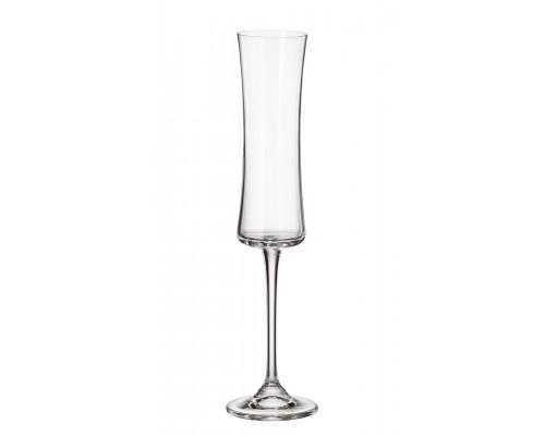 Набор бокалов Bohemia 1SF91/150 Buteo (Marco) 150 мл. для шампанского 6 шт.