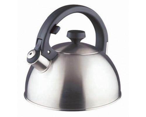 Чайник 2,6 л. Vinzer 89005 Luxor из нержавеющей стали.