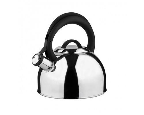 Чайник 2,5 л. Vinzer 89016 Basel из нержавеющей стали.