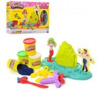 Набор для творчества пластилин, тесто для лепки Русалка / Принцесса Disney Play-Doh MK 2751 PM