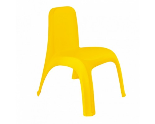 Стул детский желтый Алеана 101062 PM