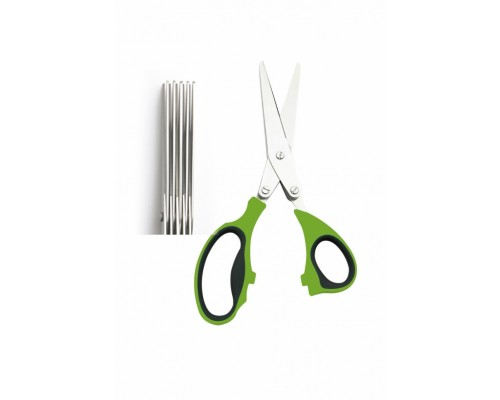 Ножницы для зелени Renberg 2700 21,2 см. из нержавеющей стали.