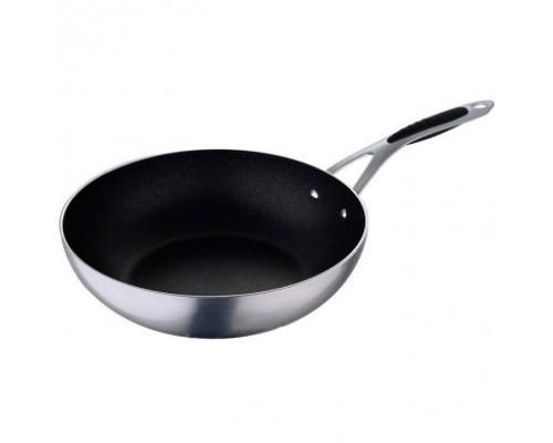 Сковорода-Вок Bergner 7955 Masterpro диаметр 28 см.