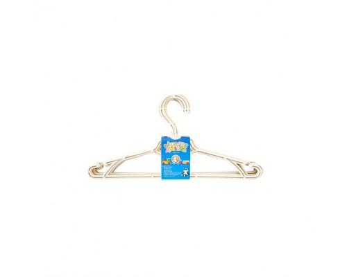 Вешалка для одежды детская 5 шт Белая роза Алеана 121074 PM